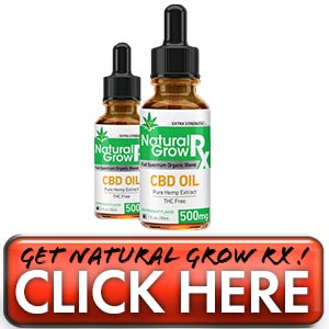 Natural Grow RX CBD Oil