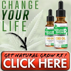 Natural Grow RX Hemp Oil