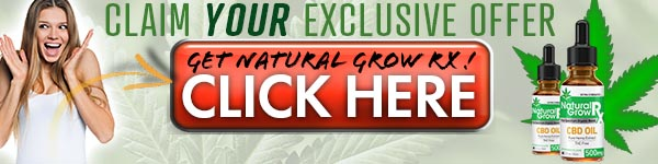 Natural Grow RX Ingredients